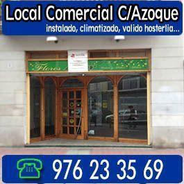 Local Comercial 1180 metros en pleno centro de Zaragoza