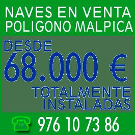 Oportunidad Promoción Naves Malpica
