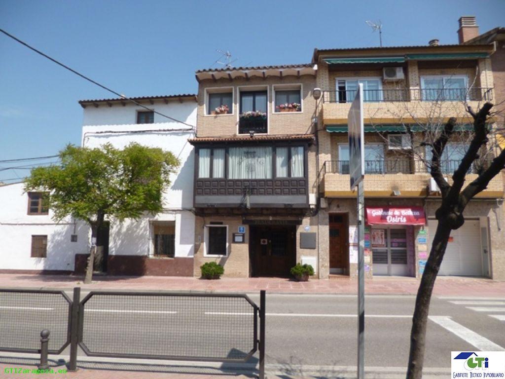 Venta de Casa en Puebla de Alfindén