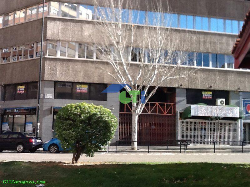 Venta de Oficina en Zaragoza Capital,