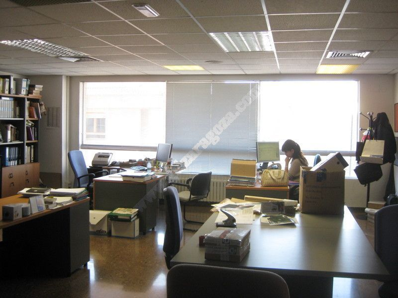 Venta de oficina en casablanca montecanal valdespartera for Oficinas la caixa zaragoza