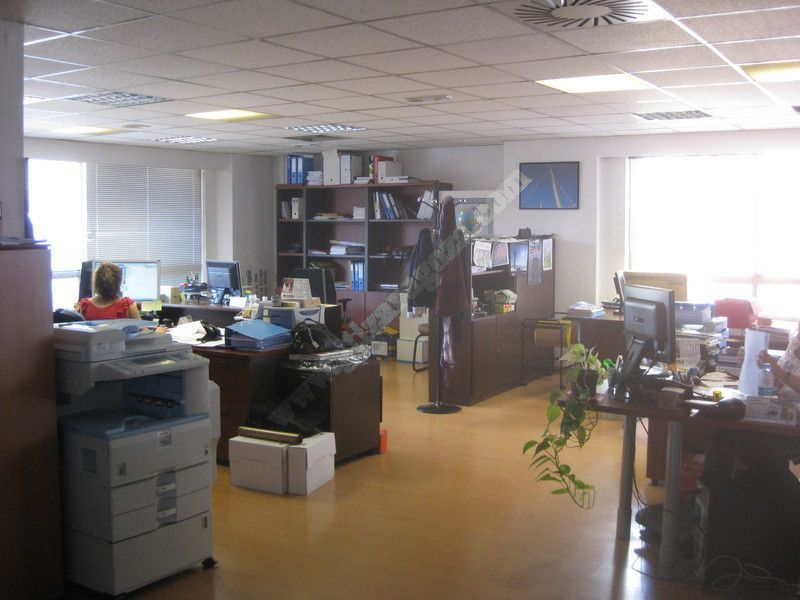 Venta de oficina en casablanca montecanal valdespartera for Oficinas real zaragoza