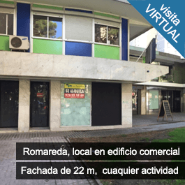 Local Comercial Romareda