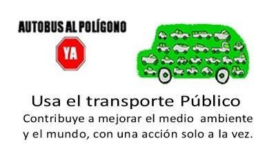 Autobus al Polígono Empresarium
